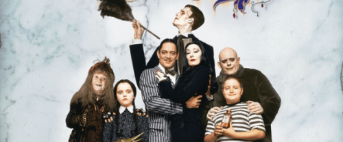 Familien Addams: Skønheden i det makabre