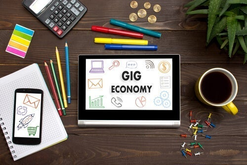 Sådan kan du tilpasse Gig Economy