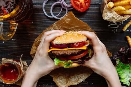 Junkfoods negative indvirkning på din hjerne