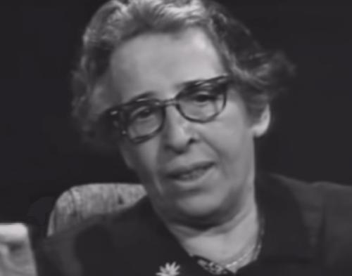 Johanna Arendt, en pluralistisk tænker