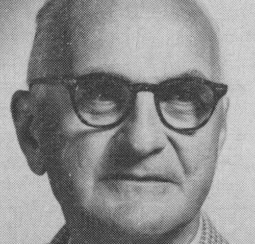 Psykiater, Donald Ewen Cameron, var en af de bærende kræfter i Projekt MKUltra