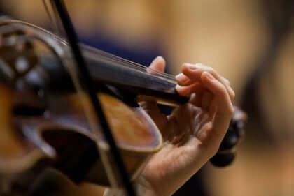 Eksperiment med violin viser, at folk kigger uden rigtigt at se