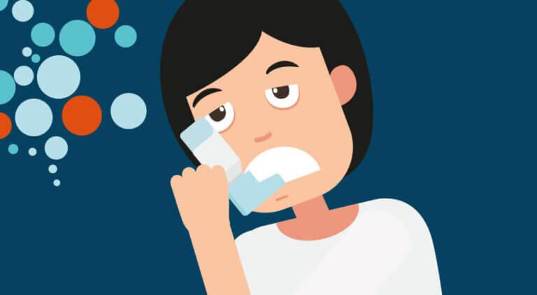 Astma og sindet - en tæt duo