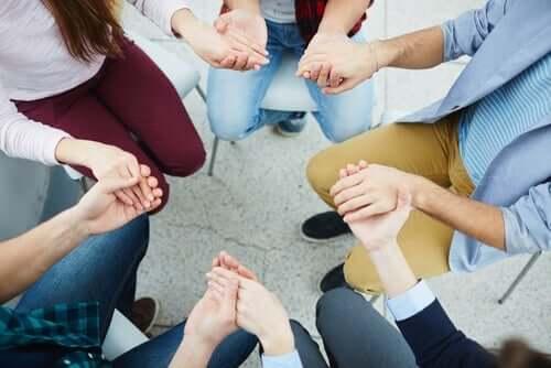 Psykosocial rehabilitering: Kunsten at rekonstruere liv