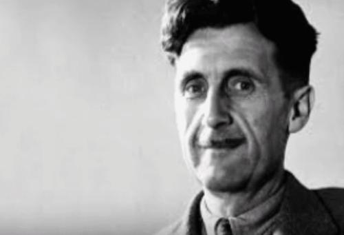 George Orwell: Biografi, manipulation af sprog og totalitarisme