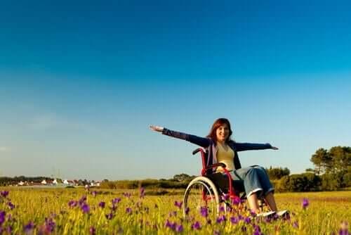 Inklusion af handicappede: At gøre samfundet mindre ekskluderende