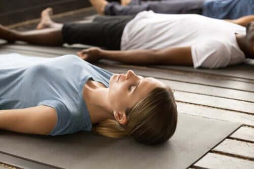 Ti problemer med afslapningsøvelser