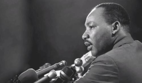 Martin Luther King Jr. og hans søgen efter borgerrettigheder