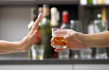 Psykologiske behandlinger af alkoholisme