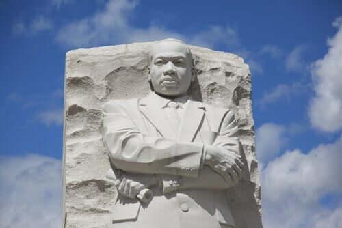 Statue af borgerretsforkæmper