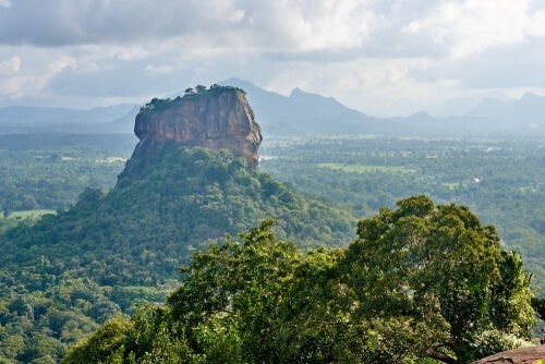 Ronald David Laing tog blandt andet til Sri Lanka