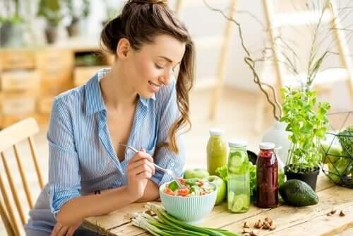 Hvorfor folk vælger en vegetarisk livsstil