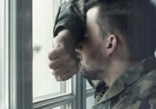 Soldatens værste fjende: Posttraumatisk stress