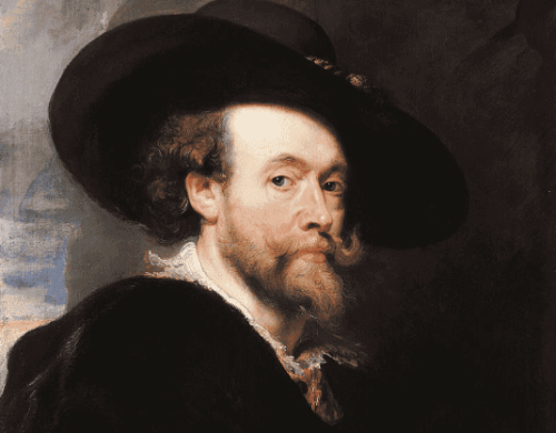 Peter Paul Rubens - fem berømte citater
