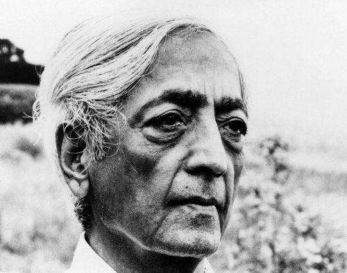 Krishnamurti blev 90 år gammel