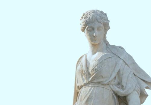 Myten om Afrodite og Ares: En kærlighedshistorie