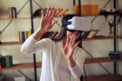 Briller med virtual reality kan være gavnlige