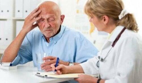 Det handler om at opdage demens tidligt