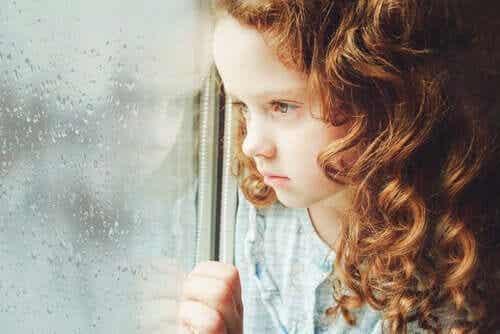Følelser af tomhed og ensomhed hos børn