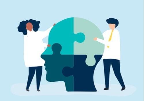 Psykosocial intervention i mental sundhed