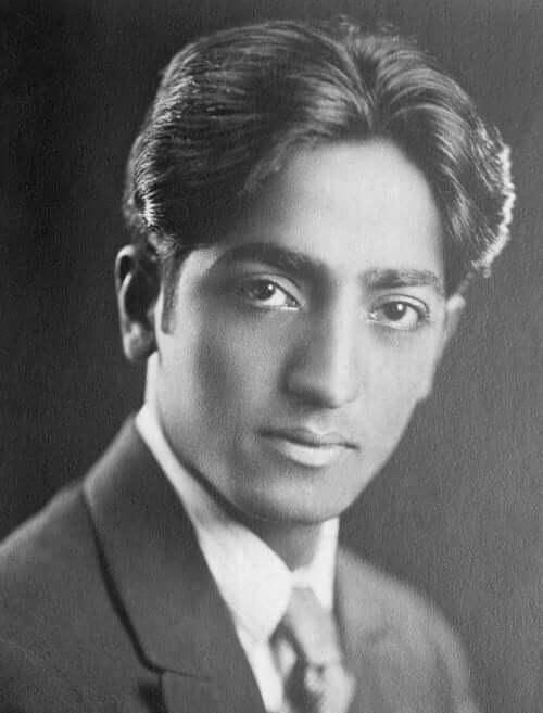Jiddu Krishnamurti: Sandheden er et land uden stier