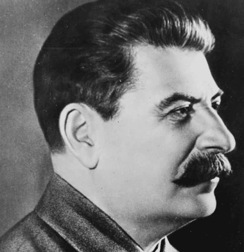 Joseph Stalin var en brutal leder