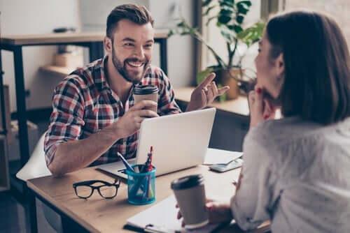 10 trin til at blive en god kollega