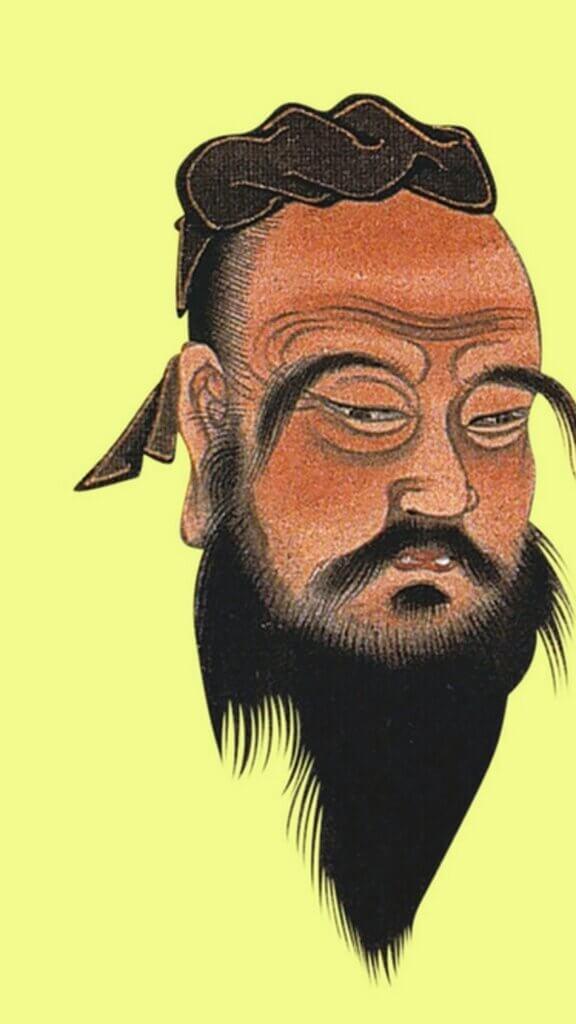 Konfutse talte om betydningen af ærlighed