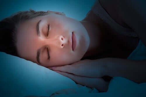 Hvad gør vores hjerne under søvn?