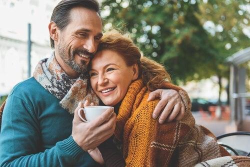 Hemmeligheden bag et lykkeligt parforhold