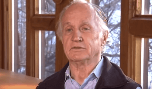 Mario Capecchi i et interview