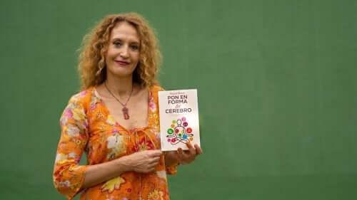Raquel Marin med bog om forholdet mellem hjernen og maven