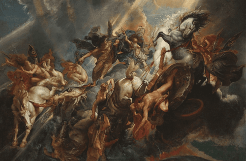 maleri af Rubens