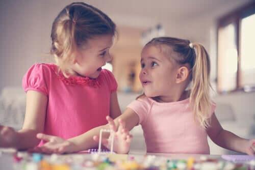 Udvikling af empati i barndommen