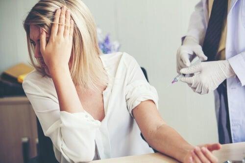 Trypanofobi - frygten for nåle