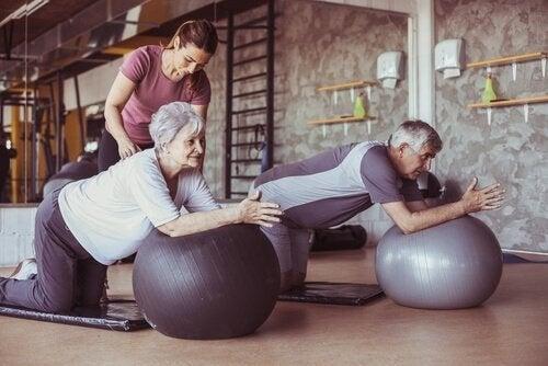 Fysisk aktivitet for ældre