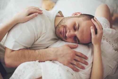 Couvade syndrom eller fantomgraviditet