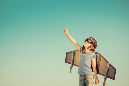 Elementer til at udvikle kreativitet hos børn