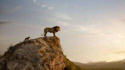 Fortab dig i gamle minder med Løvernes Konge