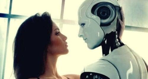 Menneskeheden og robotter: Romance og intelligens