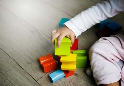 Psykomotorisk udvikling - intervention
