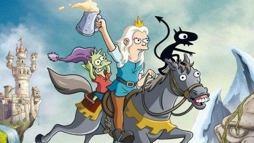 Disenchantment: En serie af Matt Groening