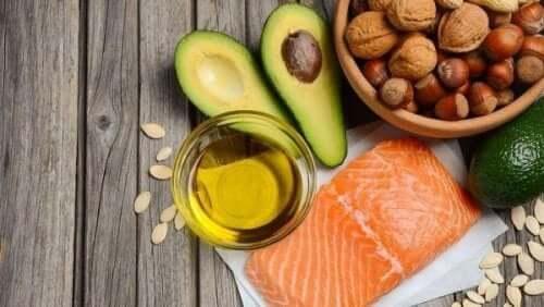 omega-3 og antiinflammatoriske stoffer til at behandle depression
