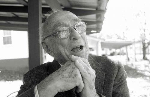Jerome Bruner var en amerikansk psykolog