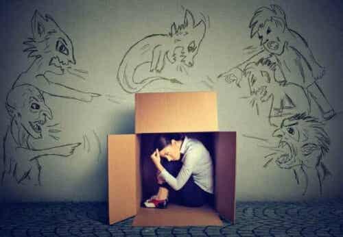 Sådan overkommer du frygt for at blive kritiseret