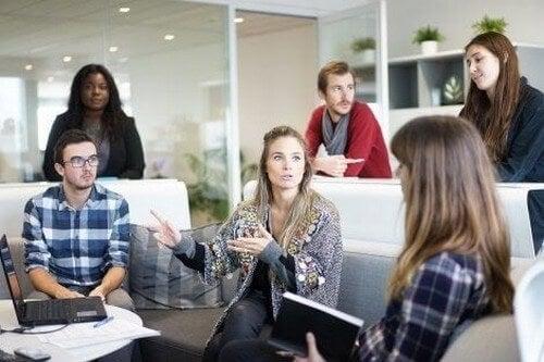 Negative attituder på arbejdspladsen