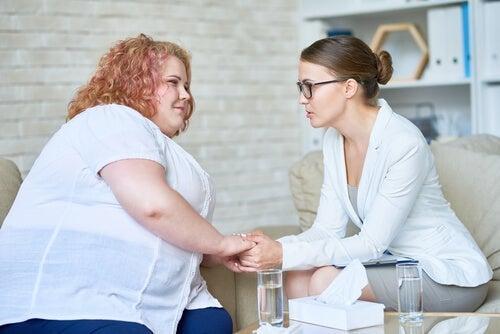 Kognitiv afhjælpningsterapi mod fedme