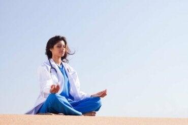 At kunne regulere følelserne som sundhedsmedarbejder