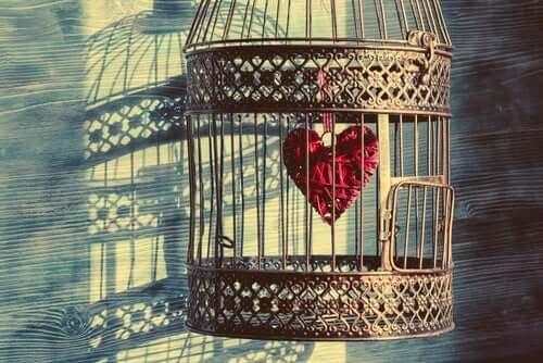 At vælge en partner ved emotionel afhængighed
