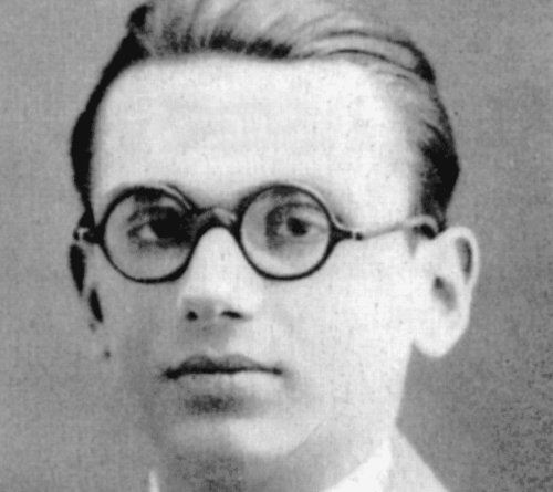 "Kurt Gödel: En biografi af ""Mr. Why"""